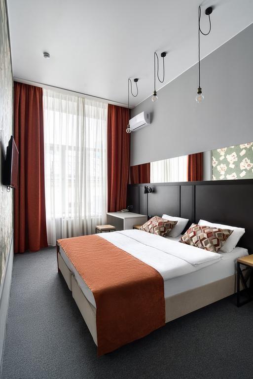 Стандартный номер с 2 раздельными или 1 кроватью