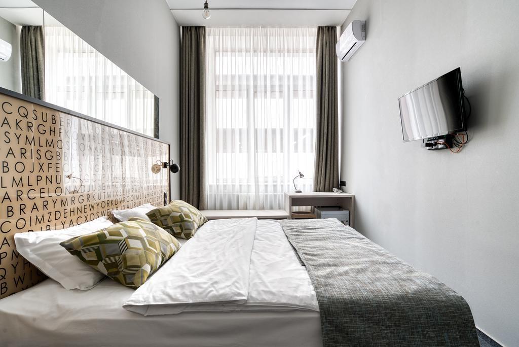 Номер повышенной категории с 1 кроватью