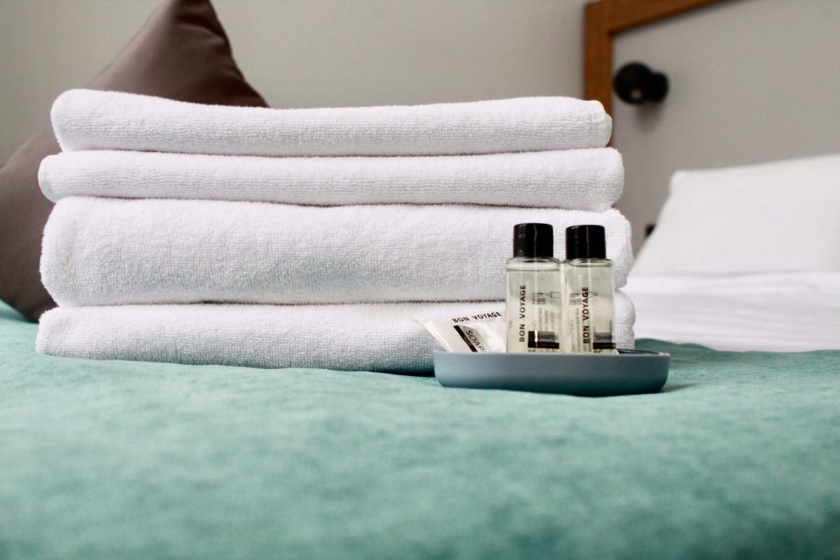 Номер повышенной категории с 1 кроватью или 2 отдельными кроватями